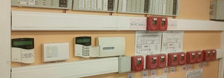 Полный комплекс работ охранно-пожарной безопасности
